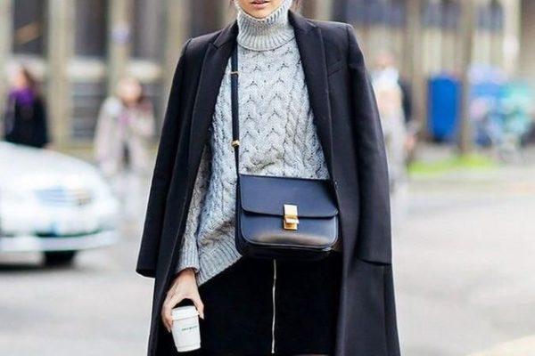 Style parisien chic pour l'hiver